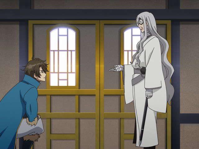 BAKUMATSU 第8話 キンカクジの変! 以蔵、死す?