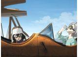 荒野のコトブキ飛行隊 第9話「赤とんぼの風来坊」
