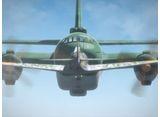 荒野のコトブキ飛行隊 第10話「情け無用の爆撃機」