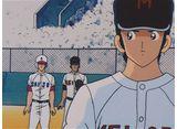 『タッチ』TVシリーズ 第22話 いよいよプレーボール! 和也VS寺島!