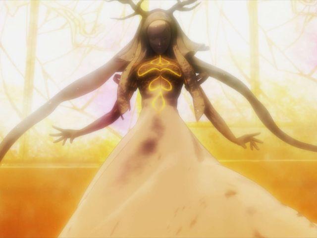 Fairy gone フェアリーゴーン 第5話『黒い月と迷い子の唄』