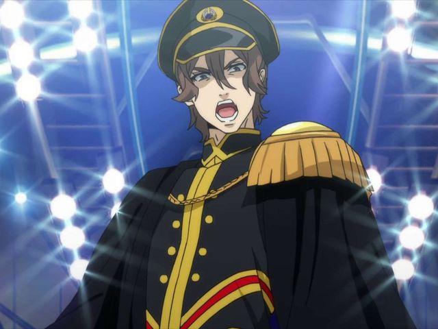 KING OF PRISM Shiny Seven Stars 第5話 THE シャッフル ジョージの唄