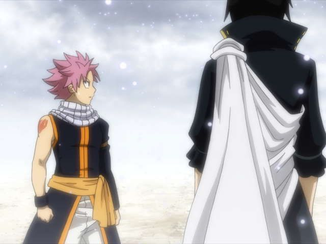FAIRY TAIL ファイナルシリーズ 第311話 ナツノココロ