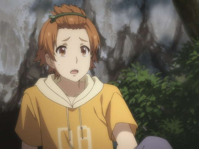 この世の果てで恋を唄う少女YU-NO 第11話「もう一度あのキスを」