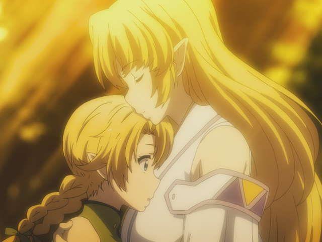 この世の果てで恋を唄う少女YU-NO 第19話「親子の絆」