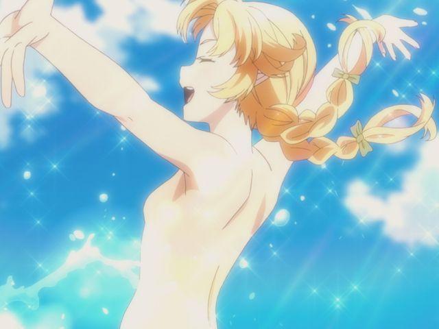 この世の果てで恋を唄う少女YU-NO 第20話「ラファエロ砂漠へ」