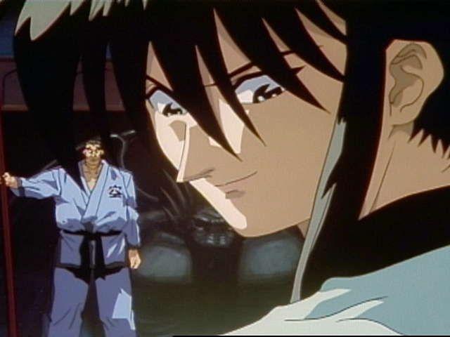 烈火の炎 第18話「修羅の剣!水鏡出陣!!」
