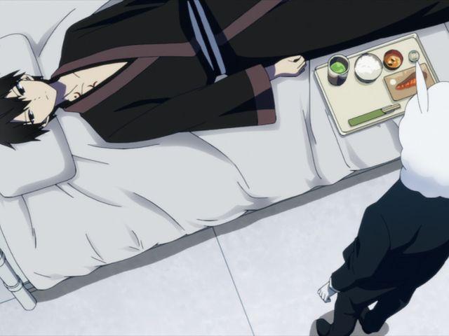 ナカノヒトゲノム 【実況中】 第9話 HEAVEN WHITE AND HELL BLACK