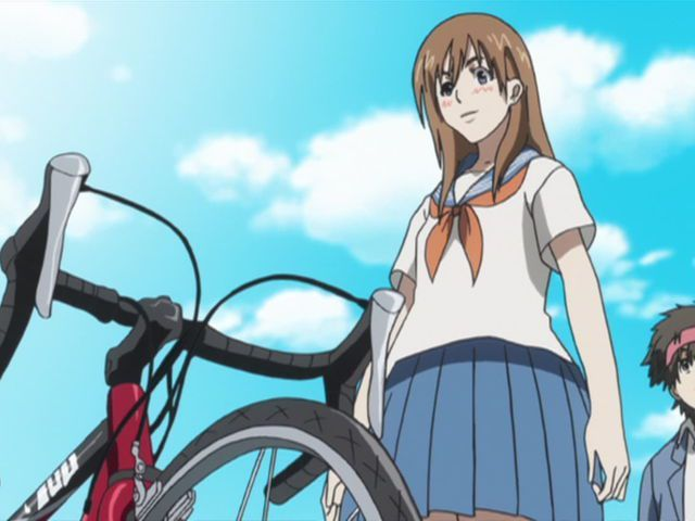 OverDrive 第2話 Boy meets bicycle.(Part.2)