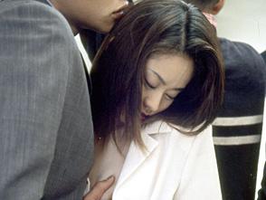 若妻痴漢遊戯 〜淫らな若妻は痴漢がお好き〜