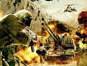 タジキスタン国境要塞 アフガンゲリラ 11時間の死闘