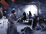 ナチスの墓標 レニングラード捕虜収容所