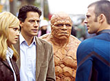 化学反応によって、超人的能力を授かった4人の最強ユニットの活躍を描くSFアドベンチャー大作!