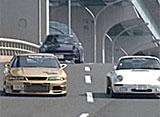 新湾岸ミッドナイトI   S30Z VS ゴールドR
