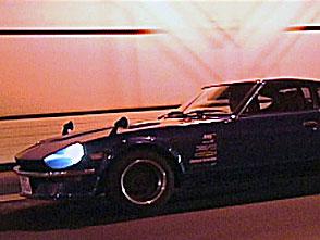 新湾岸ミッドナイトII    S30Z VS ゴールドR