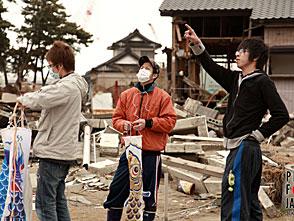 PRAY FOR JAPAN 〜心を一つに〜