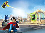 LEGO(R) スーパーヒーローズ ジャスティスリーグ<悪の軍団誕生>