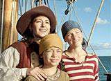 リトル・パイレーツ セイバートゥース海賊団と黄金の国