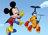 ミッキーマウス クラブハウス/ミッキーのスーパーアドベンチャー