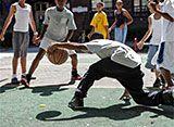 プレイグラウンド・バスケットボール