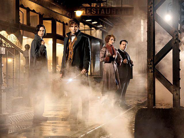 『ファンタスティック・ビーストと魔法使いの旅』「ハリー・ポッター」新シリーズ!今度の魔法は、もっとすごい。