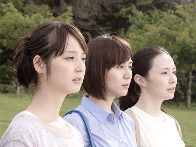 『カノン』比嘉愛未×ミムラ×佐々木希の三姉妹が富山ー金沢ー東京を舞台におくる、母との絆の物語