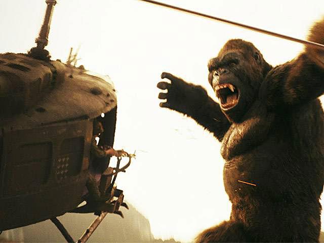 『キングコング:髑髏島の巨神』そこは人が決して足を踏み入れてはいけない場所だった…人類は生きて、この島から脱出できるのか!?