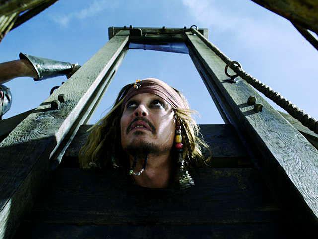 『パイレーツ・オブ・カリビアン/最後の海賊』あばよ、ジャック。ディズニー最高のアトラクション・ムービー いざ、最後の冒険へ!