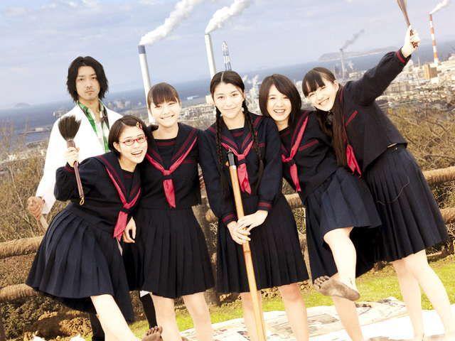 『書道ガールズ!! わたしたちの甲子園』女子高生が書道で町おこし!?日本中が涙した〈実話〉完全映画化!