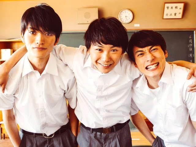 『ちょっとまて野球部!』ほのぼの部活コメディ、野球部3バカトリオの青春映画!