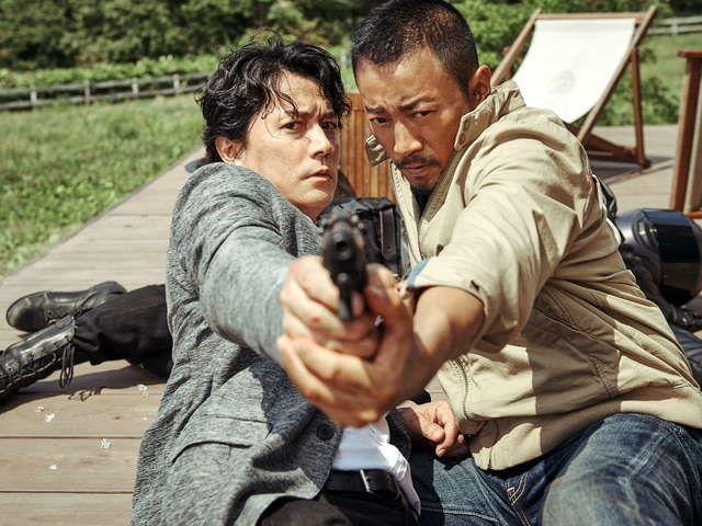 『マンハント』チャン・ハンユー&福山雅治W主演!衝撃のサスペンス・アクション日本上陸!