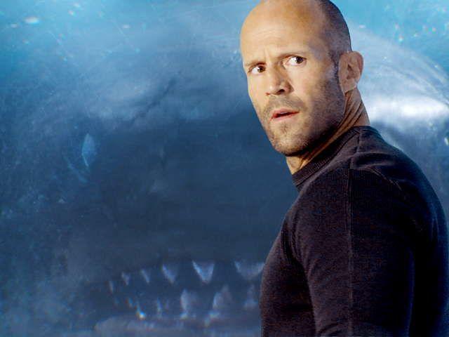 """『MEG ザ・モンスター』200万年前に""""実在した""""全長23Mの超巨大ザメが目を覚ます。ジェイソン・ステイサム VS 伝説の巨大ザメMEG!"""