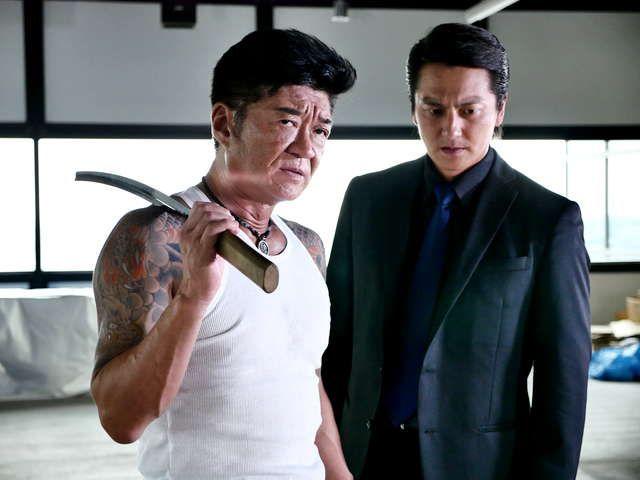 『外道憤砕』日本中のヤクザに語り継がれるその男、人呼んで「不死身の竜」!!