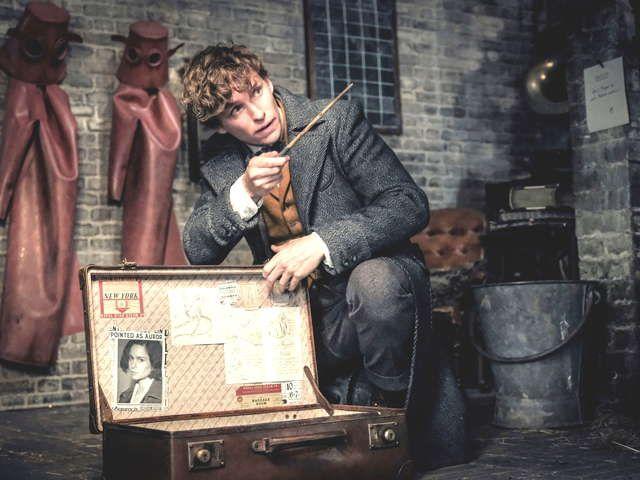 """『ファンタスティック・ビーストと黒い魔法使いの誕生』今世紀最高のハリー・ポッター""""魔法ワールド""""に最強の敵、「黒い魔法使い」が登場!"""