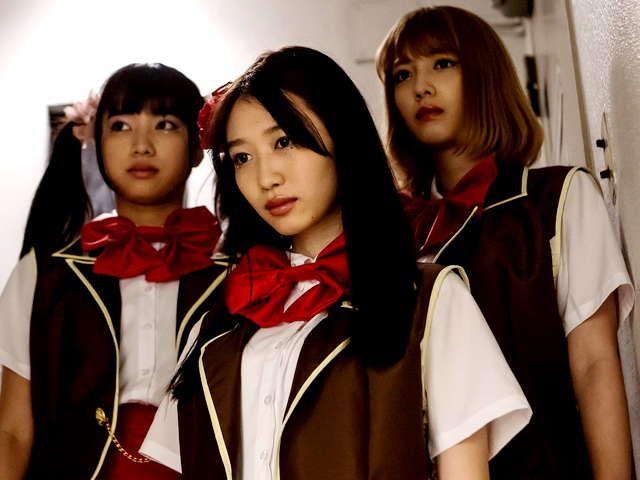 映画『BACK STREET GIRLS -ゴクドルズ-』