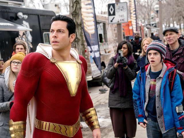 『シャザム!』異色のDCヒーローが世界を救う、掟破りのアクション・エンターテイメント!