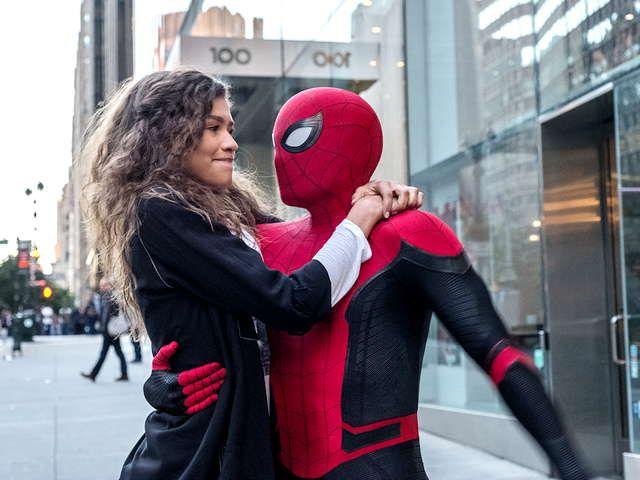 『スパイダーマン:ファー・フロム・ホーム』親愛なる隣人から 真のヒーローへ。鉄の意志を引き継ぎ、僕は闘う。