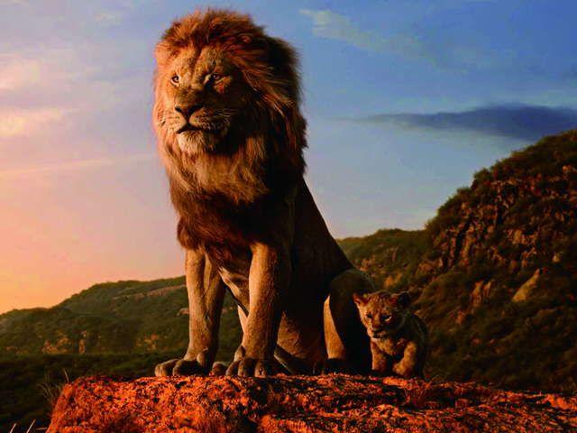 『ライオン・キング』果てしなく続く命<サークル・オブ・ライフ> — 想像を超えた感動は、新たな伝説となる。