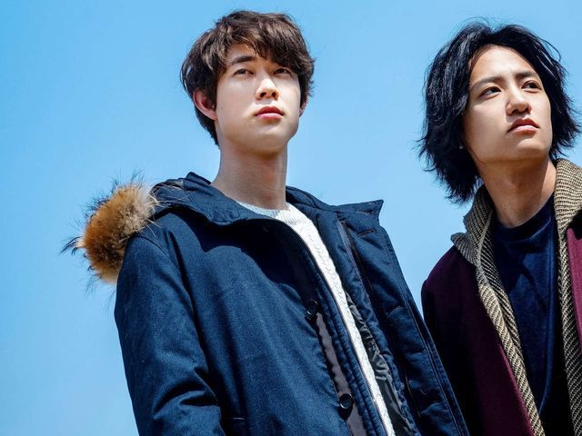 『his』今泉力哉監督×人気急上昇俳優・宮沢氷魚、映画初主演!