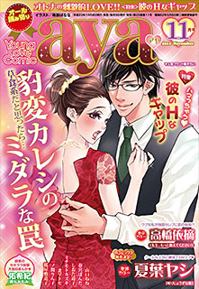Young Love Comic aya 2011年11月号