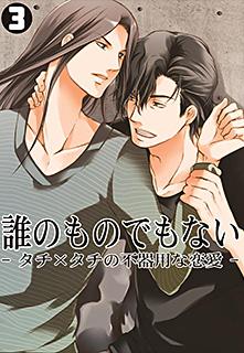 誰のものでもない〜タチ×タチの不器用な恋愛〜 第3巻