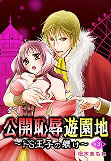 公開恥辱遊園地 〜ドS王子の躾け〜 第3巻