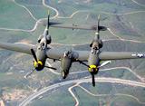 歴史に残る空中戦:零戦とP-38