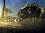 恐竜のからだ  守りの秘密