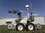 兵器のテクノロジー:軍用ロボット