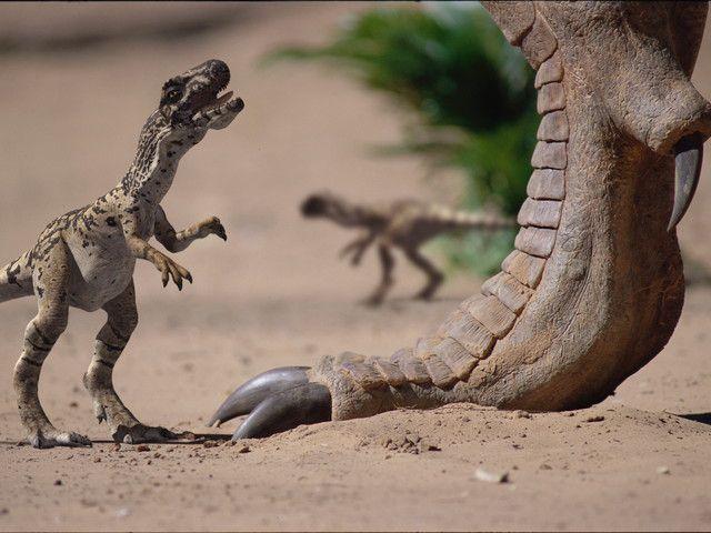 ウォーキング WITH ダイナソー スペシャル:伝説の恐竜ビッグ・アル 第1話