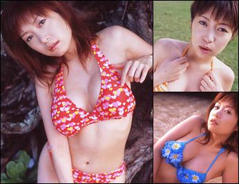 高田寿デジタル写真集「セクシーショット イン ハワイ」