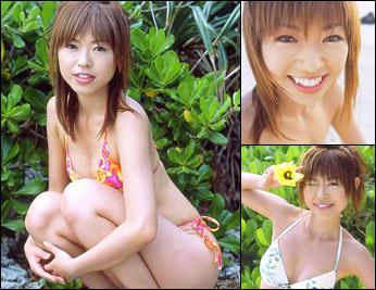 山口由紀子デジタル写真集「ピュアバディ」