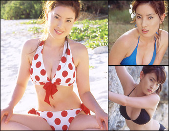 千葉佳織デジタル写真集「輝く少女」