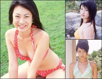 高橋慶子デジタル写真集「瞬間moment」